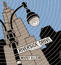 Blackout Theater  Riverside Drive Plakat